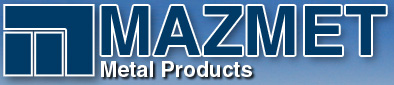 Mazmet Metal Products - Call (908) 654-6676